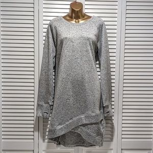 Maurice's sweatshirt tunic dress